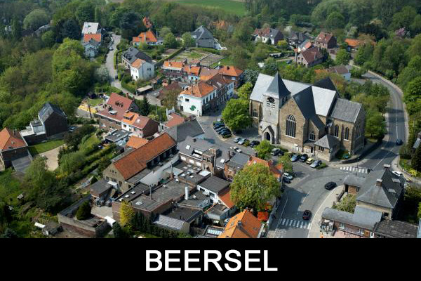 Luchtfoto's Beersel