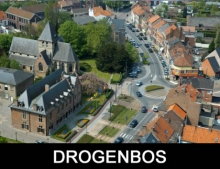 Drogenbos luchtfoto's